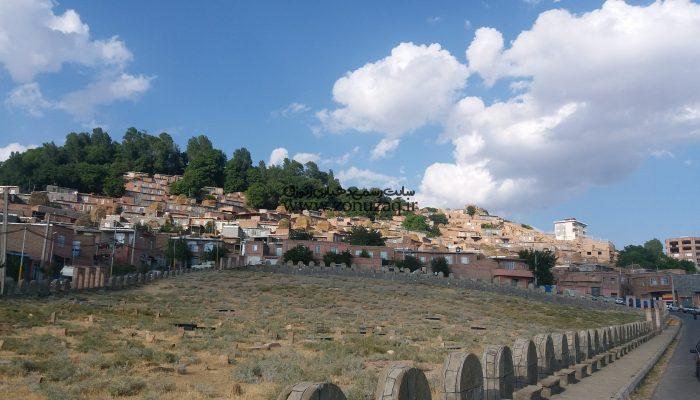 روستای زنوزق_تابستان